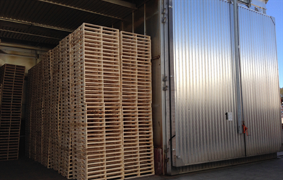 Why Do Your Wooden Pallets Need To Be Heat-Treated?