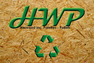 Wood pallets help your business protect the environment